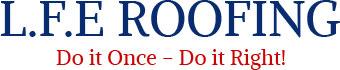 Roofing Contractors LFE Roofing logo